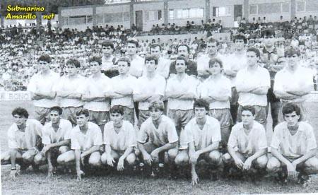 decenso - El Villarreal en Segunda B