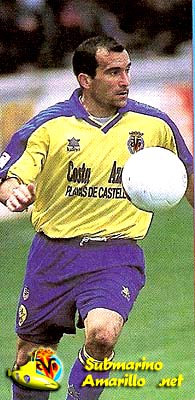 paquito campeon - Ascenso del Villarreal a primera 97/98