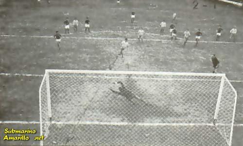sigi - 1970 debut en Segunda del Villarreal
