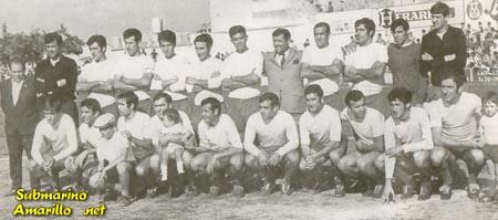 villarreal6970 - Villarreal CF en los años 60