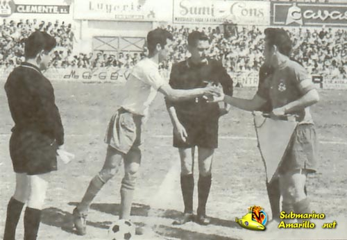 villarreallangreo2 - Villarreal CF en los años 60