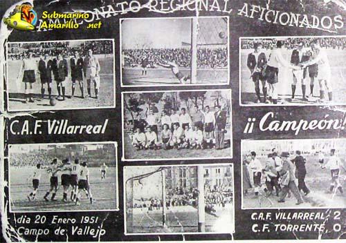 campeonatoregionaldeaficionados - Fundación del Villarreal CF
