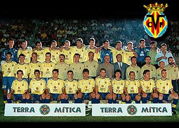 plantilla9899 - Temporada del debut en Primera