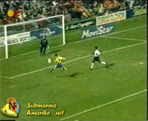 serban - Retorno a primera del Villarreal CF (99/00)