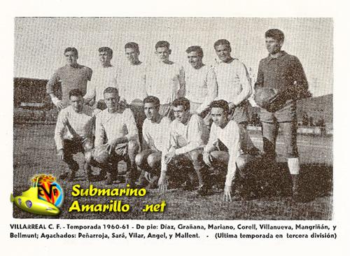 temporadadescenso - Fundación del Villarreal CF