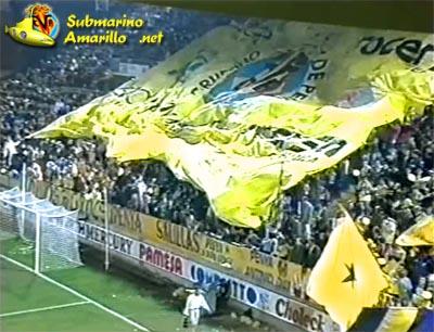 aficionenelmadrigal2 - Villarreal-Atlético de Madrid 98/99