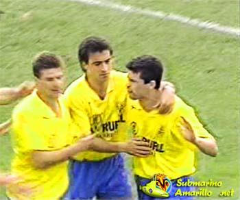 celebraciongolpedrito copia - 1992 Canal 9, un Hércules-Villarreal