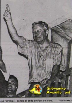 fontdemora heroe del ascensopeq - 28-6-1992, ascenso Villarreal: repercusiones de un día grande (y II)