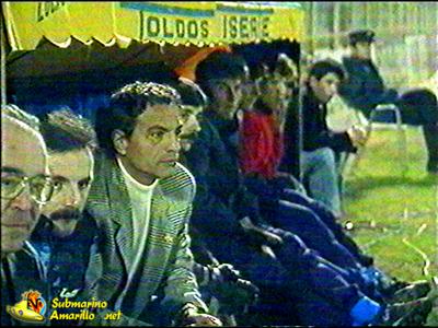 osman bendezu - El Barça At. y el Villarreal (vídeo 1992/93)