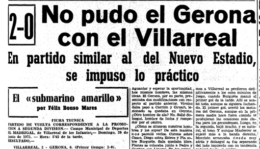 promo1971 - Otra vez el Girona FC en el camino (2012/13)