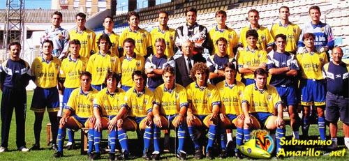 """villarreal 95 96 - Recordando a Raúl Ricardo el """"loco"""" Dos Santos"""