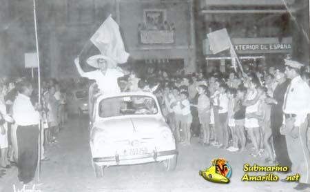 1970 - Villarreal CF en los años 60