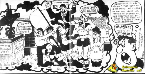 comic groc - Curiosidades