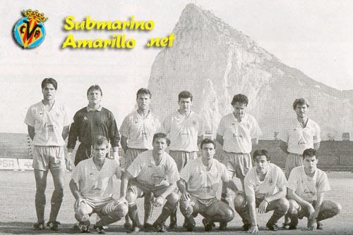 lalinea - Ascenso del Villarreal a Segunda A 91/92