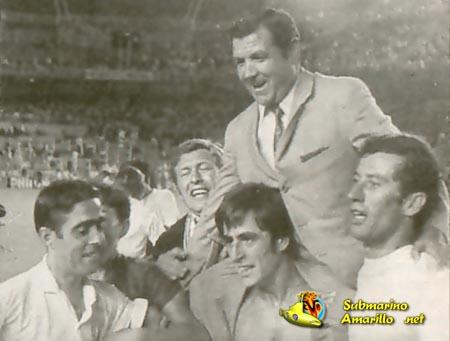 pepereyascenso - Villarreal CF en los años 60