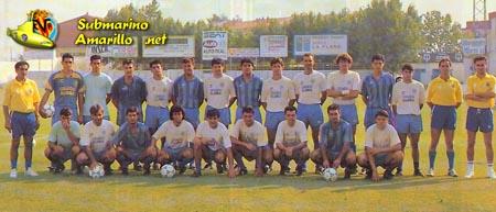 villarreal9293 - Ascenso del Villarreal a Segunda A 91/92