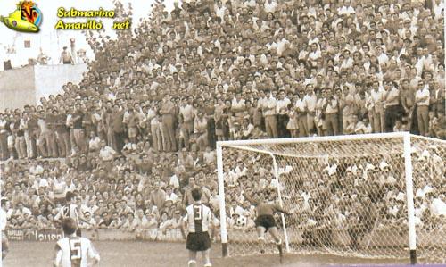 villarrealhercules - 1970 debut en Segunda del Villarreal
