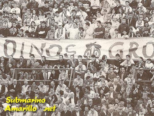 boinos - Ascenso del Villarreal a primera 97/98
