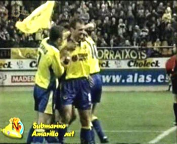 elcraio - Segundo ascenso del Villarreal a primera (99/00)