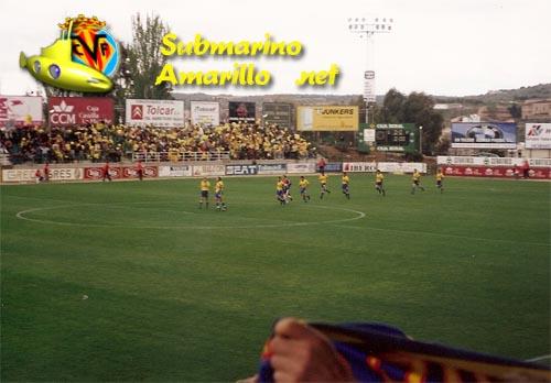 en toledo - Segundo ascenso del Villarreal a primera (99/00)