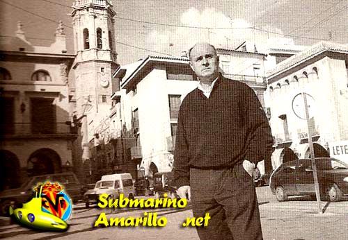 irulegui - Ascenso del Villarreal a primera 97/98