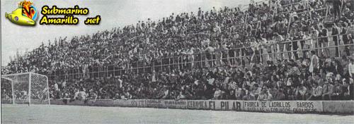 fondosurdepie - Un Villarreal-Deportivo en el debut de El Madrigal en Segunda (1970)