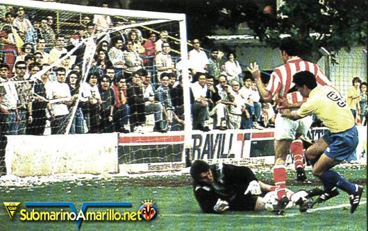 accion ofensiva villarreal girona - Villarreal, verdugo histórico del Girona FC