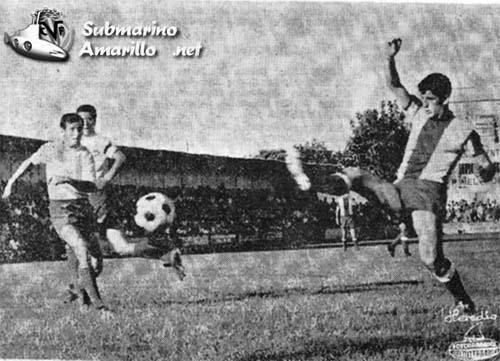 debutdelmadrigalensegunda - Un Villarreal-Deportivo en el debut de El Madrigal en Segunda (1970)