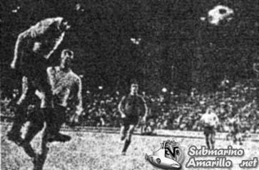 en carranza - El debut del Villarreal en Segunda (1970)