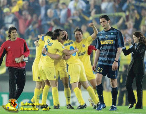 final villarreal inter - La eliminatoria de Champions League ante el Inter