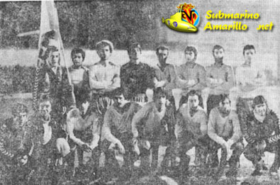 formacin villarreal ante el sevilla 1980 - Precedentes coperos entre el Villarreal y el Sevilla