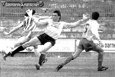 goyo - Villarreal, verdugo histórico del Girona FC