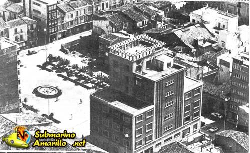 plaza mayor 1970 - El debut del Villarreal en Segunda (1970)