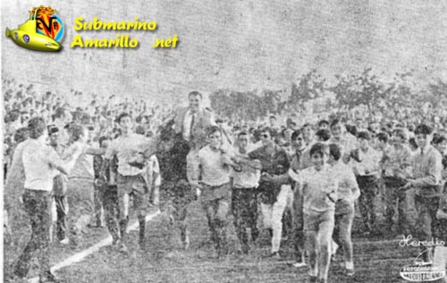 vila real campeon - Y el Villarreal fue campeón...